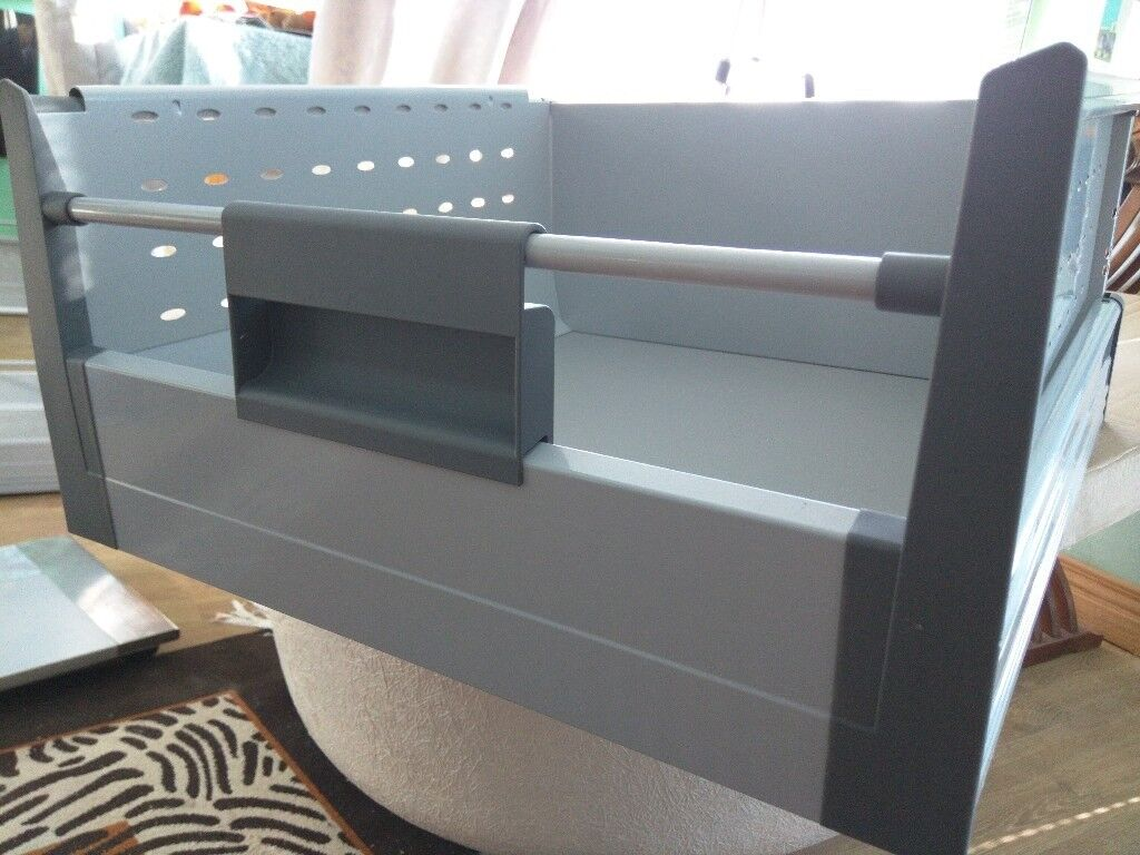 Kitchen drawers with runners from wickes.very strong | in Hayling ...