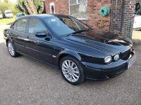 Jaguar X-Type Diesel 2.0 D Sport,Service History,2 keys,MOT Jan 19!,Leather,Climate,Lovely clean car