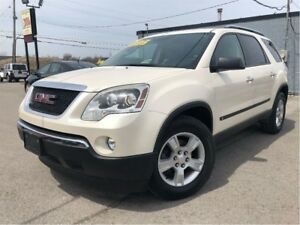 2009 GMC Acadia SLE NICE LOCAL TRADE IN!! LOW KMS!!