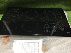 Brand new Wolf electric cooktop 4 burner Hob Subzero appliance INC VAT