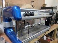 Brasilia 3 Group Coffee Machine