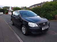 2008 58 VW VOLKSWAGEN POLO 1.2 3 DOOR HATCH ONLY 22,000 MILES 2 OWNERS FULL SERVICE HISTORY