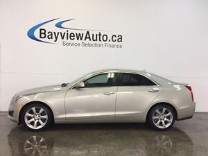 2014 Cadillac ATS - TINT! SUNROOF! LEATHER! REV CAM! BOSE!