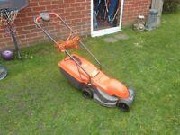 Flymo rotary mower