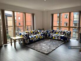 2 bedroom flat in Canal Wharf, Birmingham, B1 (2 bed) (#1091991)