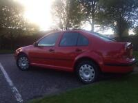 2004 VOLKSWAGEN BORA 1.9 S TDI # MIOT DEC + TAXED # ONLY 1 OWNER # £750