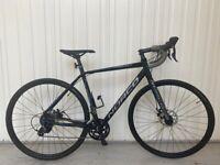 "Norco Threshold A3 Cyclocross Sora Disc Alu/Carbon Road Bike NEAR NEW!! (21""/54cm)"