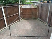 Market Stall Stand Frame - Convenient to Use