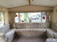 BARGAIN 3 BEDROOM STATIC CARAVAN HOLIDAY HOME AVAILABLE NOW WITH PITCH FEES ESSEX COAST