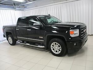 2015 GMC Sierra ALL TERRAIN 4X4 CREW WITH HEATED BUCKET SEATS, B