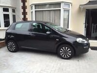 Fiat Punto Evo Active 2010 Black 1.4 Manual Petrol 50k Genuine Mileage Lovely car inside and out !!