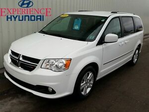 2016 Dodge Grand Caravan Crew VERY CLEAN/POWER WINDOWS/STOW AND