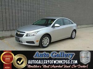 2014 Chevrolet Cruze 1LT *Only 34,526 kms