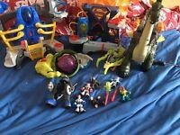 Imaginex toys - large bundle