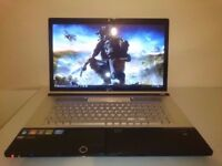 """GAMING ACER 18,4"""" FHD - INTEL CORE i7 - DEDICATED RADEON - 16 GB - SSD&SSHD - WARRANTY - UK DELIVERY"""