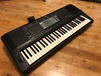 Yamaha PSR-630 Portatone performer/composer electronic keyboard with PSU
