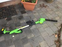 Lightweight hedge trimmer for sale