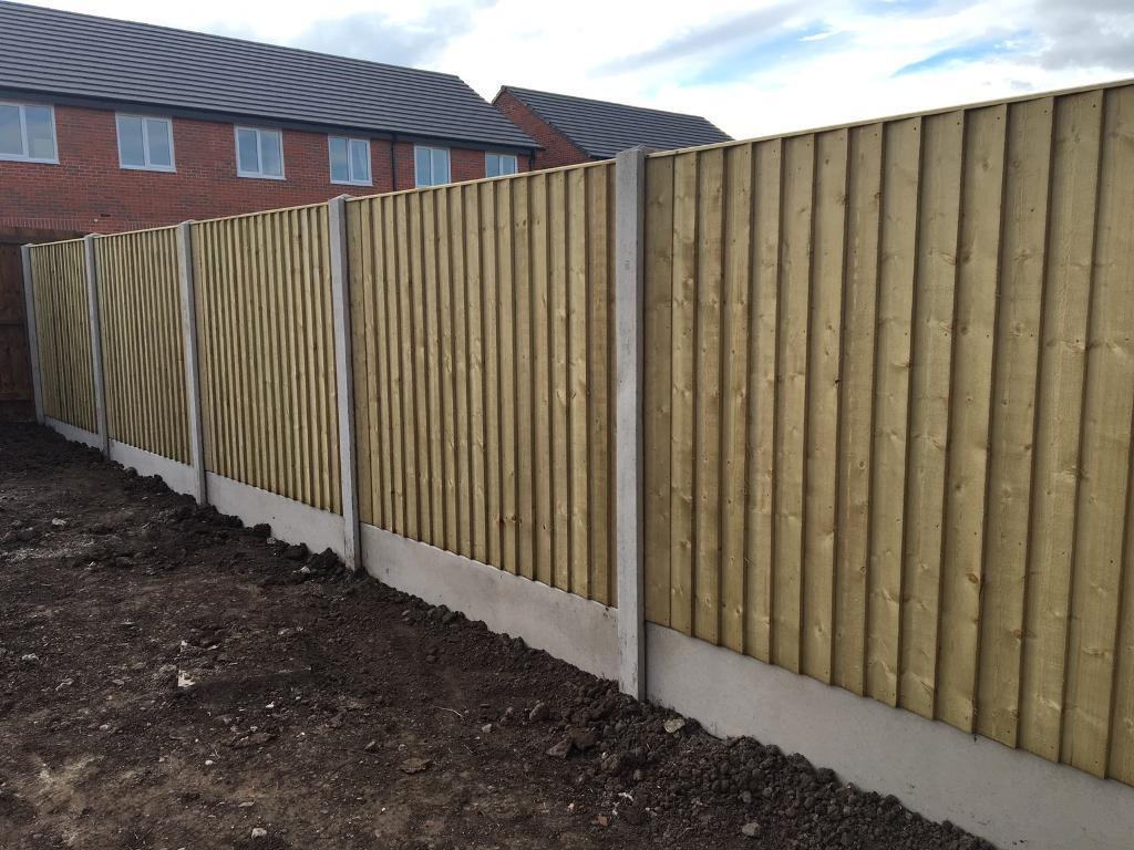 garden fencing panels. 🐞High Quality Pressure Treated Wooden/ Timber Garden Fence Panels ~ New Fencing E