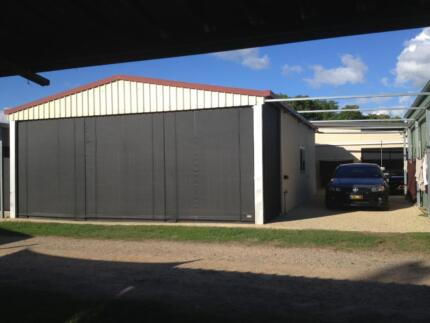 GRAFTON NSW - HOLIDAY SHED/HOME - CLARENCE RIVER FRONT BEAUTY Grafton Clarence Valley Preview