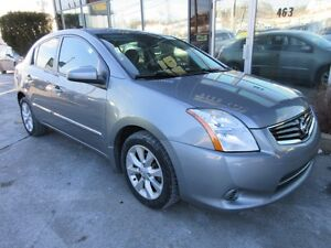 2010 Nissan Sentra LOW KMS 5-SPEED WITH ALLOYS