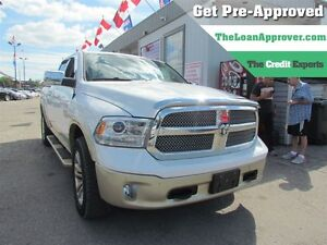 2013 Ram 1500 Laramie Longhorn | LOADED | ONE OWNER
