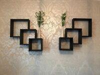 Cube Wall Units