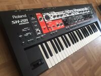 Roland Sh 201 - Analog Synthesizer