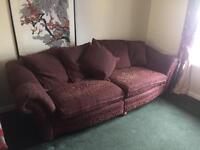 Very large 3 seater couch