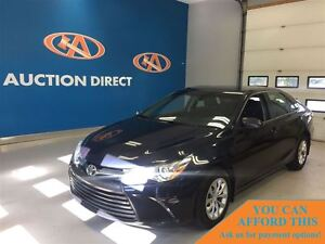2015 Toyota Camry LE,AC,BACK UP CAMERA! FINANCE NOW!!