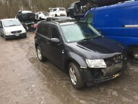 Suzuki Grand Vitara 1.9 DDiS 5dr (05 - 08) breaking for parts