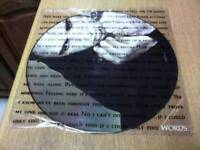 """THE CHRISTIANS 12"""" PICTURE DISC IN EXCELLENT CONDITION."""
