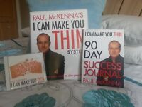 'I Can Make You Thin' 5CD & Journal Weight Loss System by Paul McKenna