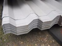 Galvanized Steel Corrugated Sheets. They Are Brand New** & Cheap At Only £20 Each!!