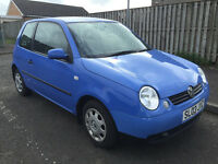VW Lupo 1.4 AUTOMATIC 2003 **VERY LOW MILEAGE**