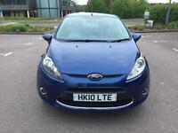 2010 Ford fiesta 1.2 petrol, Full service history, Mileage 36000, Excellent condition •£2650•