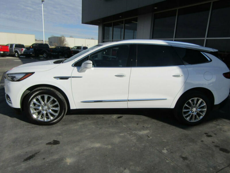 Image 4 Voiture American used Buick Enclave 2018