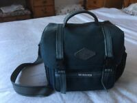 Guardsman Classic Camera Bag. Internal and external accessory pockets. Good condition