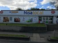 RETAIL UNIT TO LET 1200 SQ FT IN WAUNARLWYDD, SWANSEA