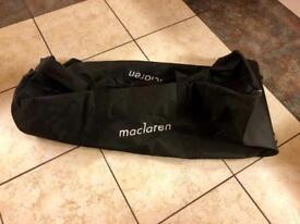 Maclaren twin buggy travel bag
