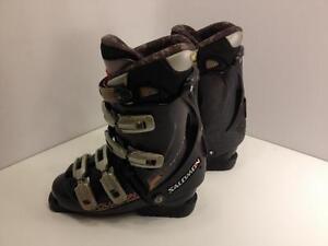 Salomon Evolution 9.0 Performa women's ski boots, size 25.5 Mondo