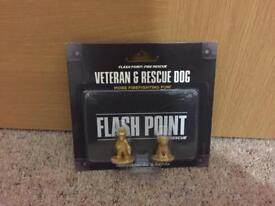 Flash Point Expansion - veteran & rescue dog