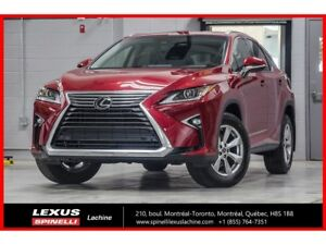 2018 Lexus RX 350 AWD; CUIR TOIT CAMERA ANGLES MORTS LSS+