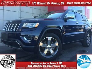 2015 Jeep Grand Cherokee Limited | ADAPTIVE CRUISE | HEATED LEAT