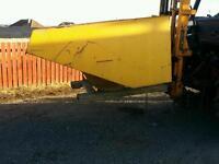 Massive forklift tipping skip ideal for scrap rubbish building work etc