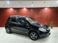 2011 SUZUKI SX4 SZ-L 1.6 PETROL RARE LITTLE CAR FSH 2 KEYS MOT MARCH 2022- PX WELCOME