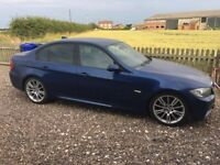 Bmw 3 series 2.5 petrol M automatic . 1 year MOT SAT NAV