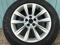 Ford Kuga 17 inch alloy rim