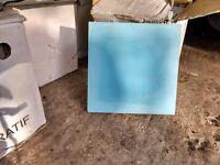 Tiles encaustic brand new in box