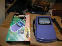 New Unused Boxed Organizer For Gameboy Pocket And Color