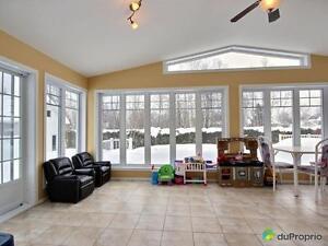 215 000$ - Maison 2 étages à vendre à St-Boniface